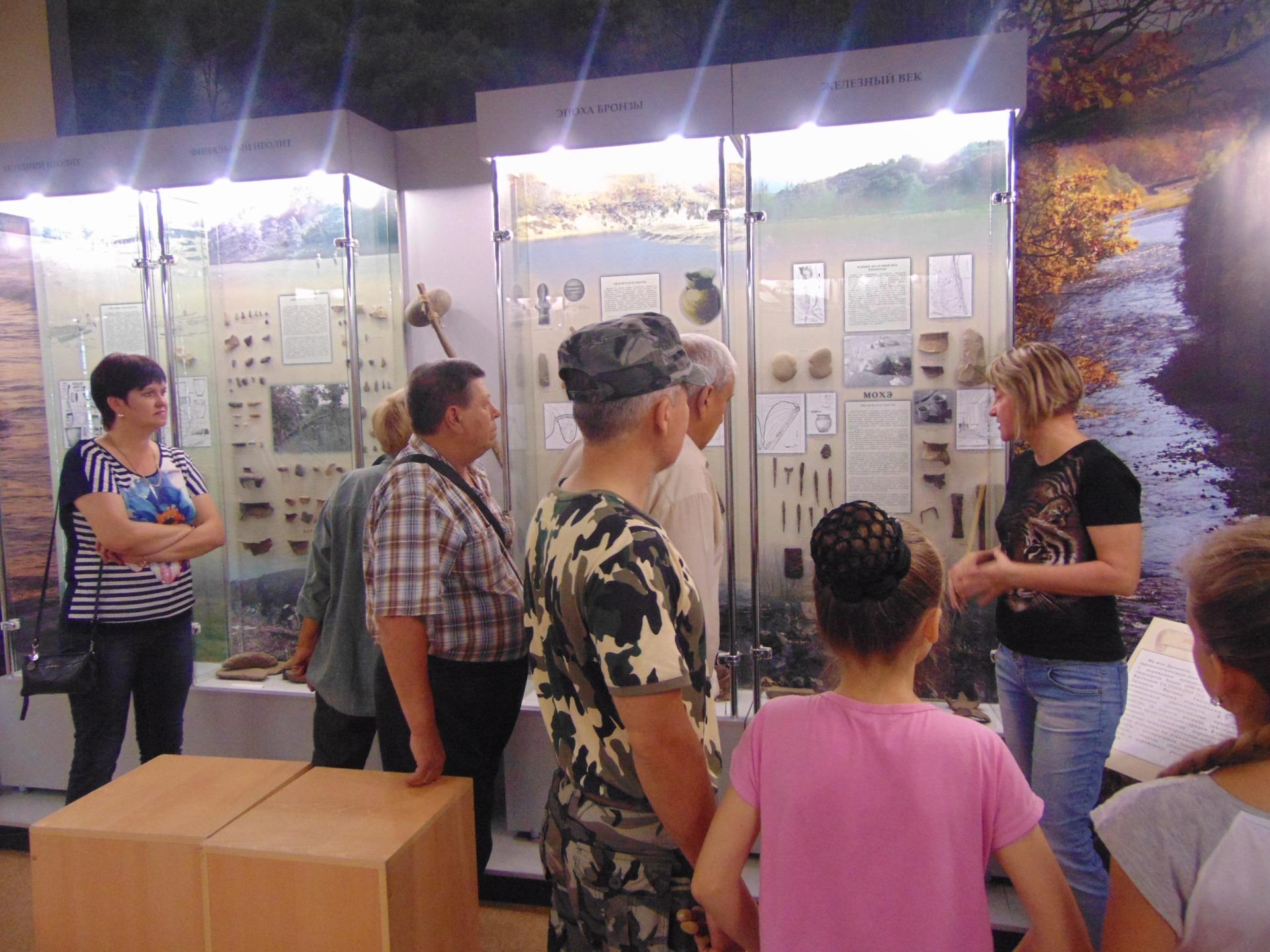 В Дальнегорском музее
