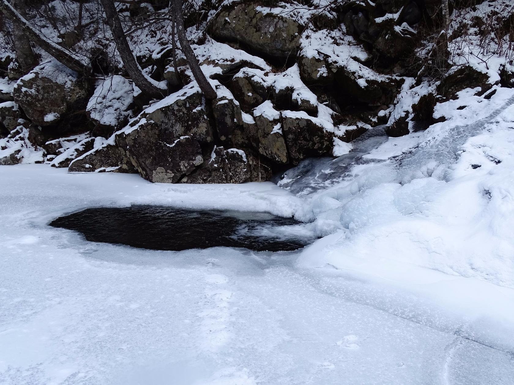 Водопад медвежий (или Гремучий).Фото Игоря Жабского