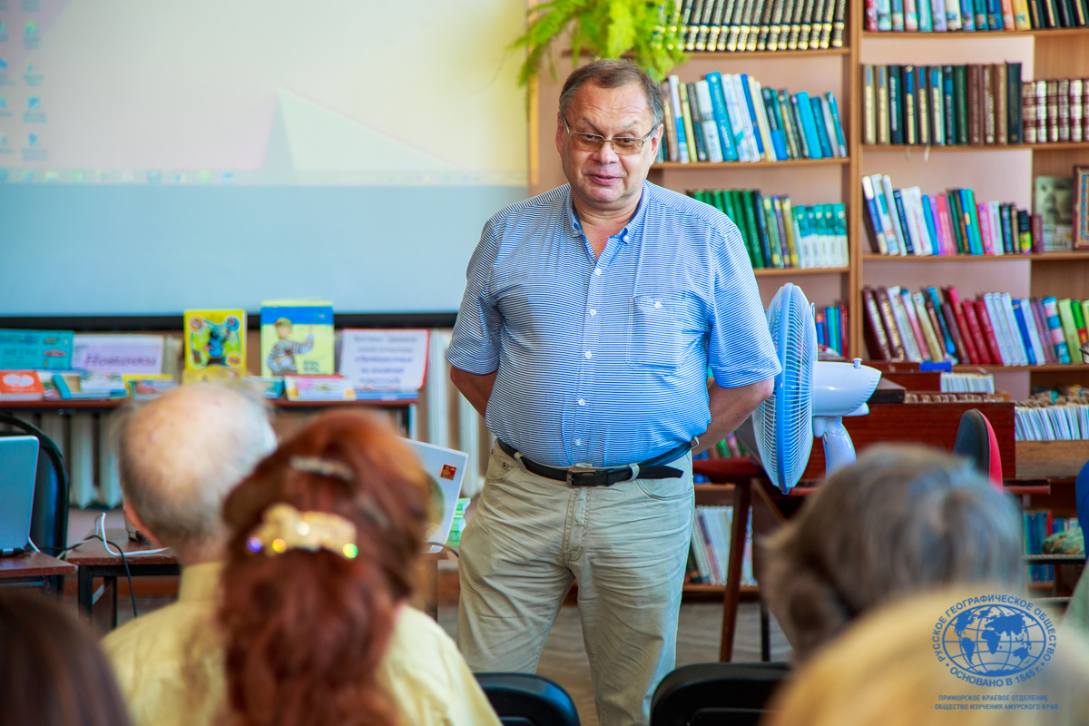 День памяти Н.М. Пржевальского на Ханке. Фото: Маргарита Кузнецова