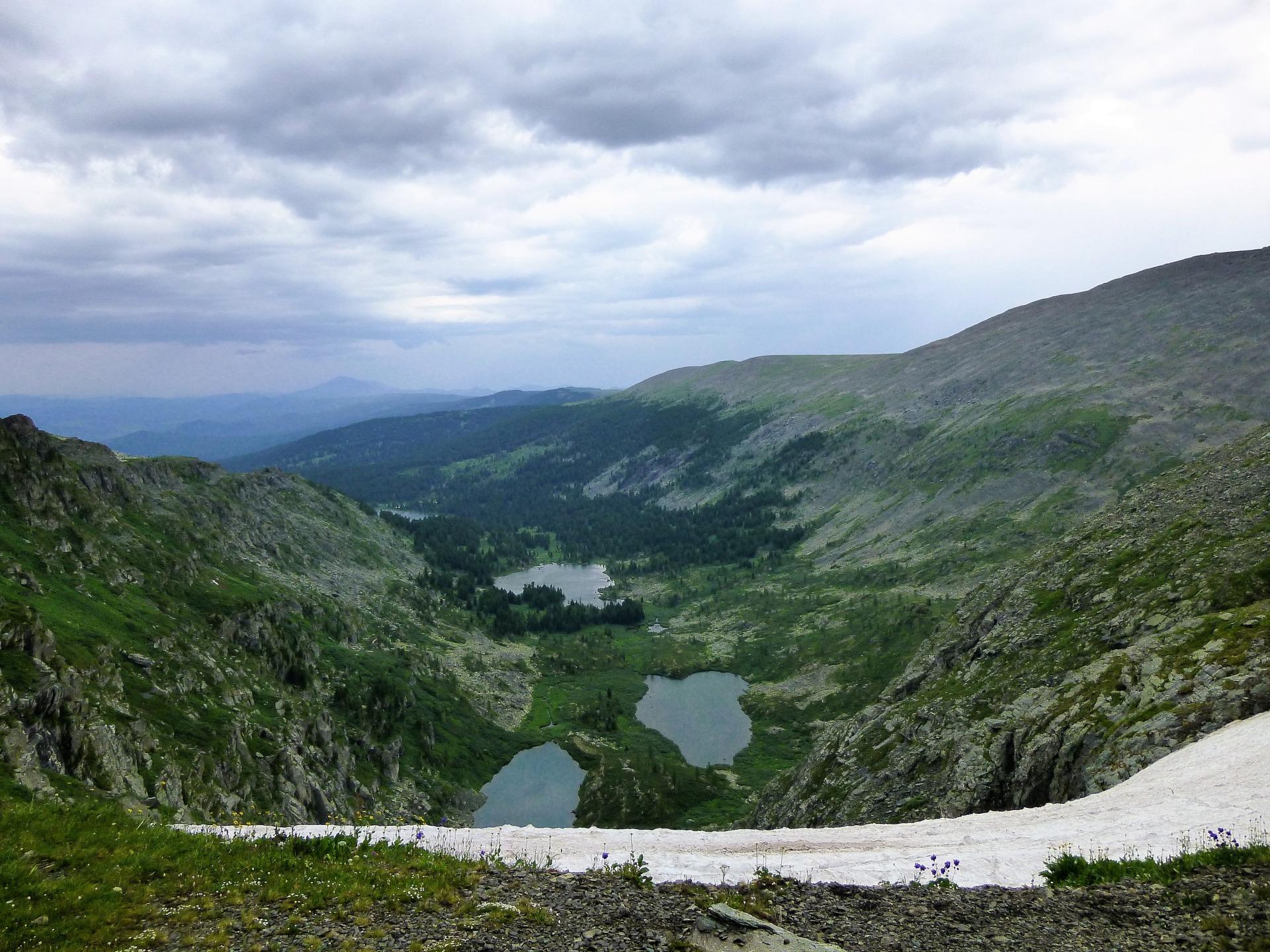 Цирк Карокольских озер