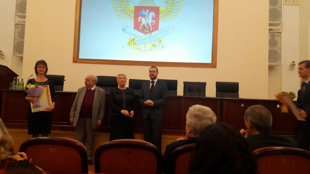 Фото из личного архива О.В. Карелиной