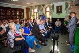 Торжественное заседание Совета ОИАК, посвященное 145-летию В.К. Арсеньева