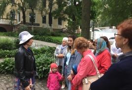 Благотворительные экскурсии от экскурсоводов ОИАК