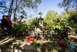Дань памяти великому путешественнику и писателю В.К. Арсеньеву