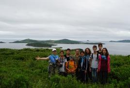 Путешествие в Дальневосточный морской заповедник