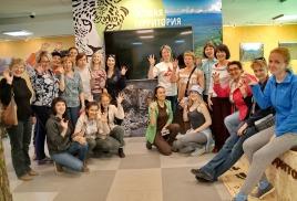 Школа экскурсоводов на «Тропе леопарда»