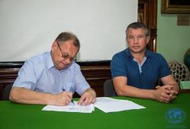 Соглашение о сотрудничестве между ПКО ВОО РГО – ОИАК и ОСИОПК КПП «Восток»