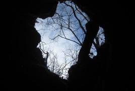 Исследование малоизвестной пещеры в Ольгинском районе