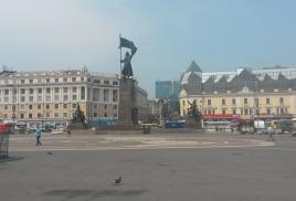Экскурсия. Туризм. Владивосток