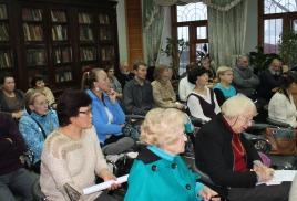 Общее собрание Секции краеведения и экскурсоведения