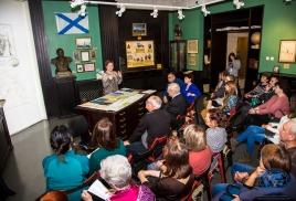 Встреча исторического клуба, посвященная 130-летию «Записок ОИАК»