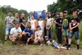 25-й слёт юных археологов Приморского края