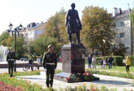 Памятник Н.М. Пржевальскому установили в Смоленске