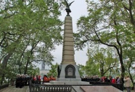 125 лет назад заложен памятник Г.И. Невельскому