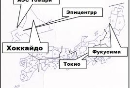 Опасность атомной электростанции Томари