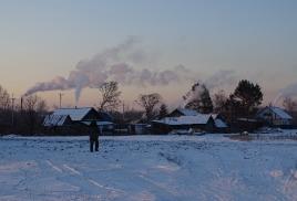 Зимняя сказка в стране удэге