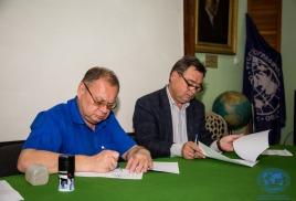 Соглашение о сотрудничестве между ПКО ВОО РГО – ОИАК и ООО «ТРК Приморское Кольцо»