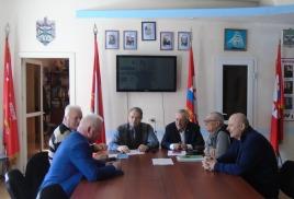 Общероссийское движение поддержки флота во Владивостоке