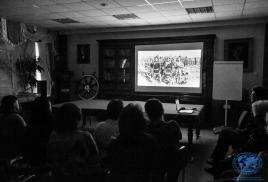 Кинопоказ в Обществе изучения Амурского края