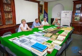 Передача архива семьи Янковских Обществу изучения Амурского края