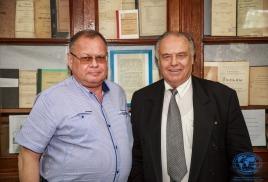 Директор Первого Русского музея в Австралии встретился с председателем ПКО РГО – ОИАК