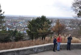 Поездка экскурсоводов и краеведов ОИАК в Арсеньев