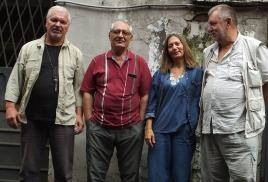 Лига «Метрополис» в Обществе изучения Амурского края