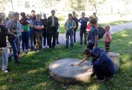 VII краевой фестиваль юных археологов и краеведов