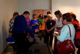 Члены секции краеведения и экскурсоведения ОИАК посетили новый корпус ТГМУ