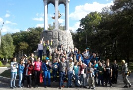 VIII краевой фестиваль юных археологов и краеведов