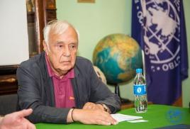 Визит лорда Скидельского в  ОИАК