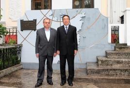 Визит Генерального консула КНР