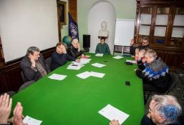 Совет ПКО РГО – ОИАК. Молодежный клуб и План работы 2018