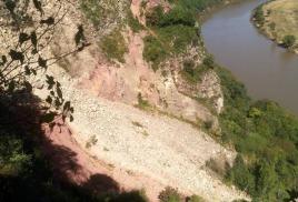 Изменившийся Барановский вулкан