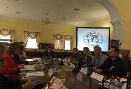 Совещание председателей региональных отделений РГО в Якутске